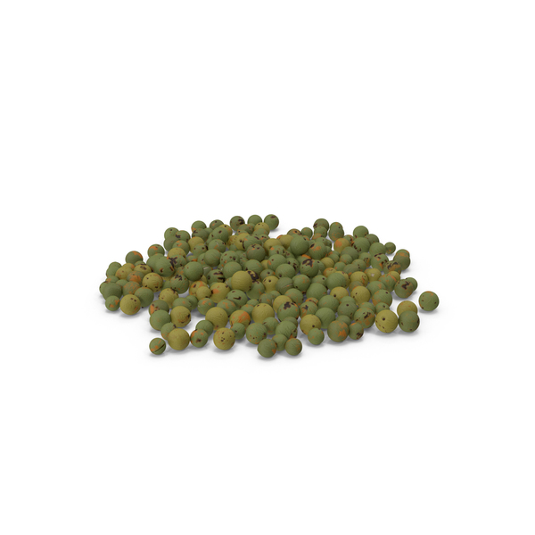 Green Peppercorns PNG & PSD Images