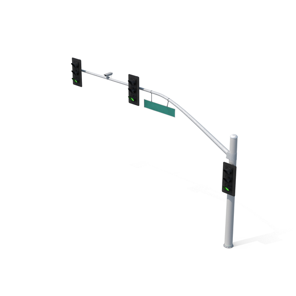 Green Stop Light PNG & PSD Images