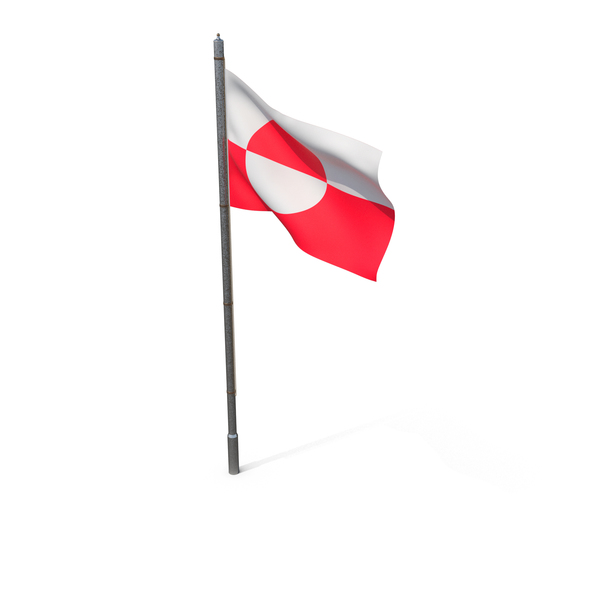 Greenland Flag PNG & PSD Images