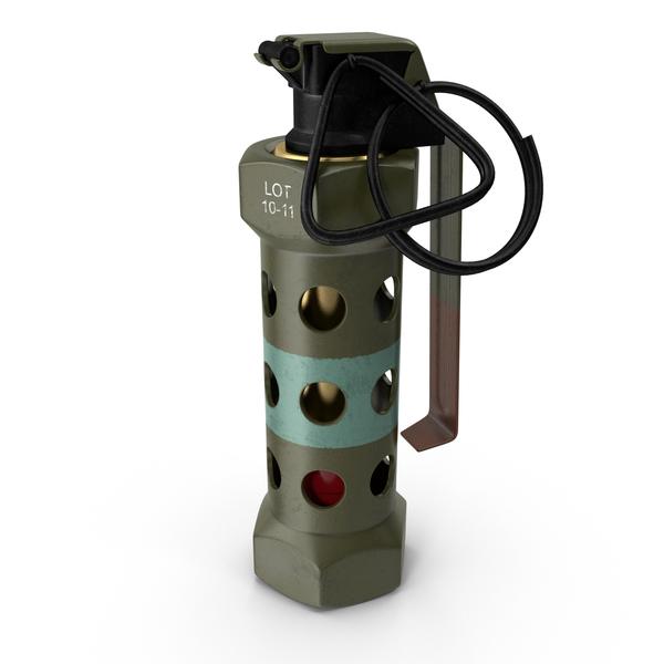 Grenade M 84 Object