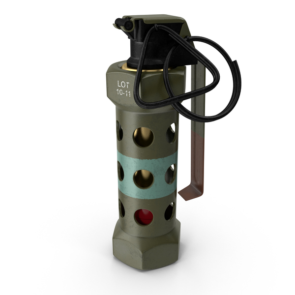 M84 Stun: Grenade M 84 PNG & PSD Images