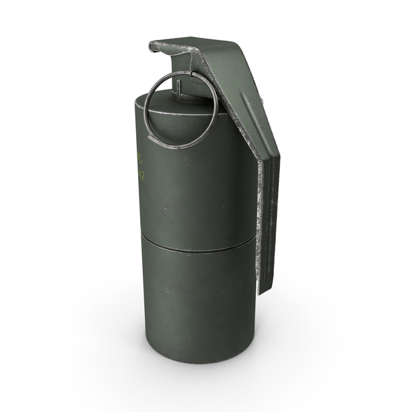 Grenade Mk3A2 PNG & PSD Images