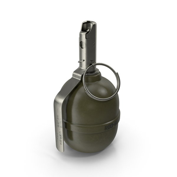 Grenade RGO 88 PNG & PSD Images