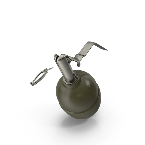 Grenade RGO 88 Engaged PNG & PSD Images