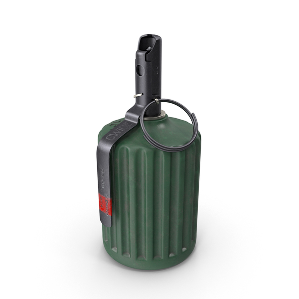 Grenade RGZ 89 PNG & PSD Images