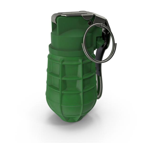 Grenade URG 86 Object