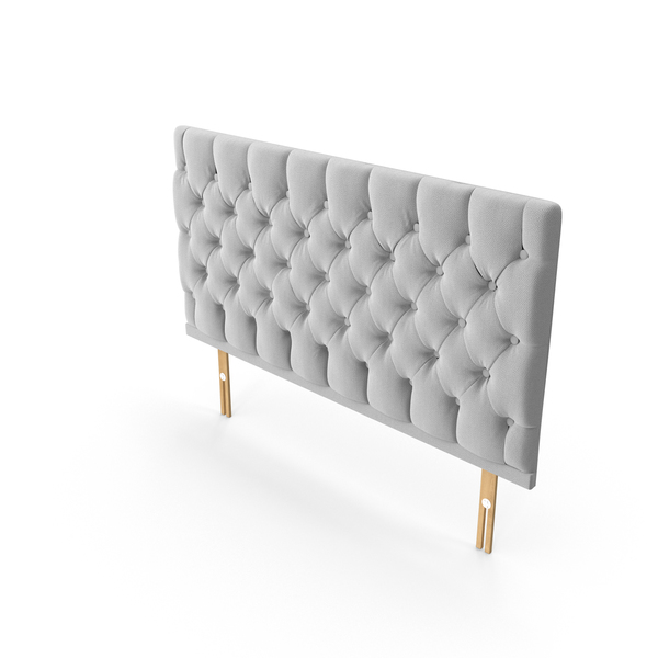 Grey Headboard PNG & PSD Images