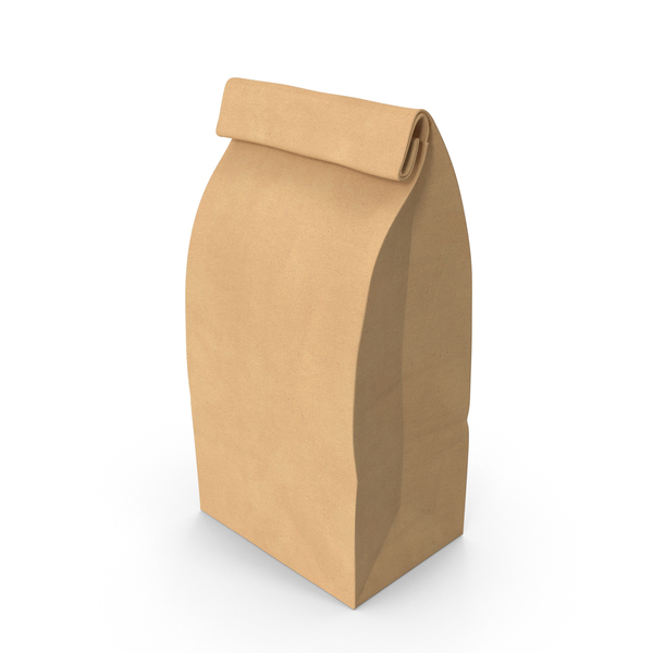 Paper: Grocery Bag PNG & PSD Images