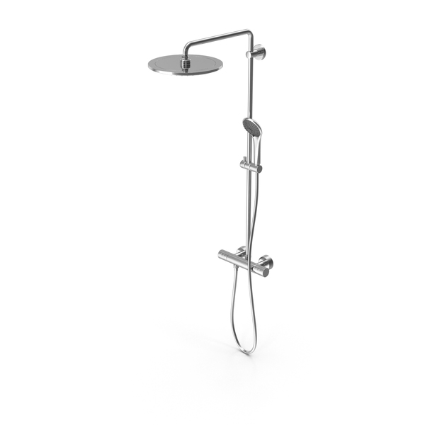 Grohe Euphoria XXL System 310 Shower System PNG & PSD Images