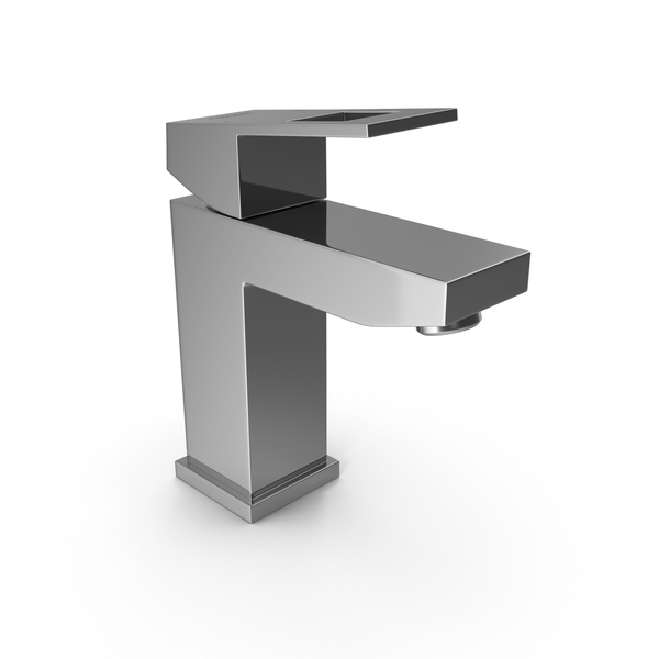 Grohe Eurocube Faucet PNG & PSD Images