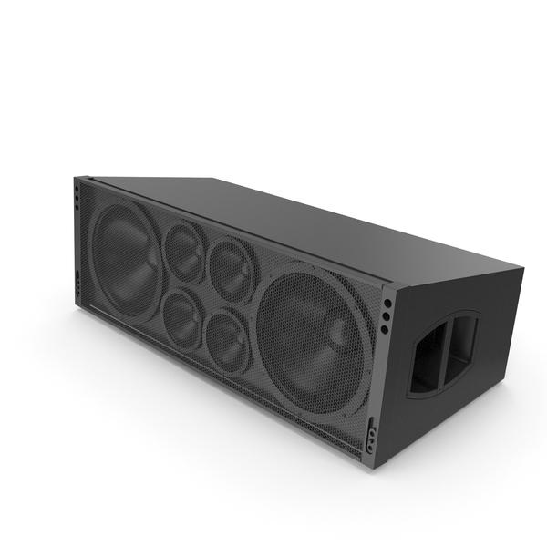 Ground Speaker PNG & PSD Images
