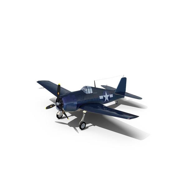 Grumman F6F Hellcat Object