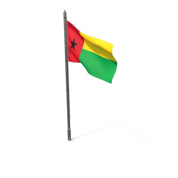 Guinea: Guinea-Bissau Flag PNG & PSD Images