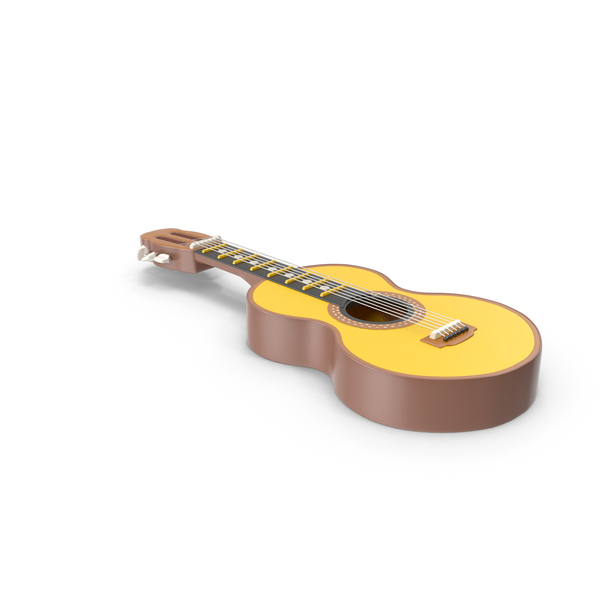 Acoustic: Guitar Toy PNG & PSD Images