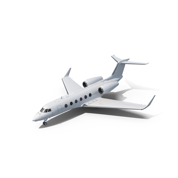 Business Jet: Gulfstream G450 PNG & PSD Images
