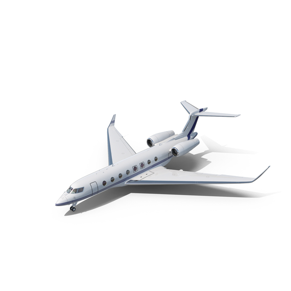 Airplane: Gulfstream G650 PNG & PSD Images