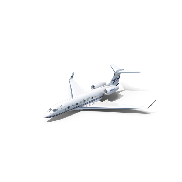 Gulfstream G650 Business Jet PNG & PSD Images