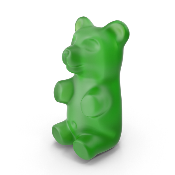 Gummy Bear PNG & PSD Images