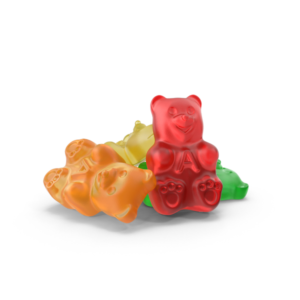 Gummy Bears Object