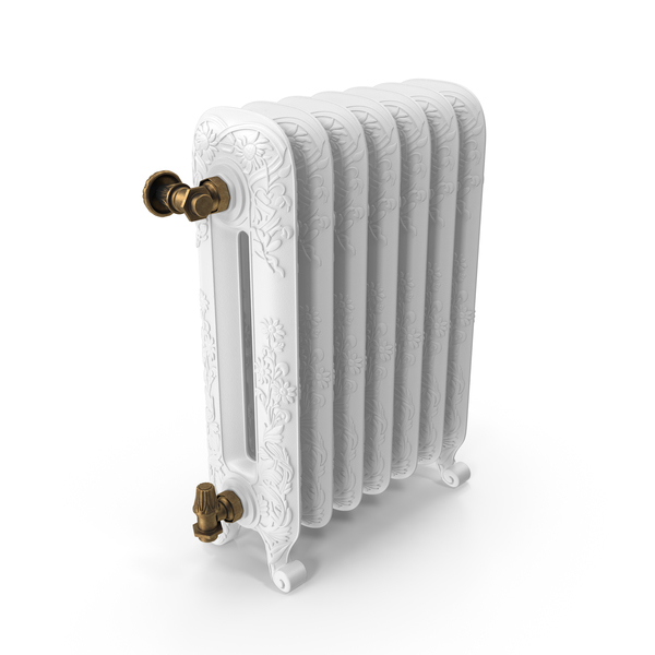 Heater: Guratec Diana Radiator PNG & PSD Images