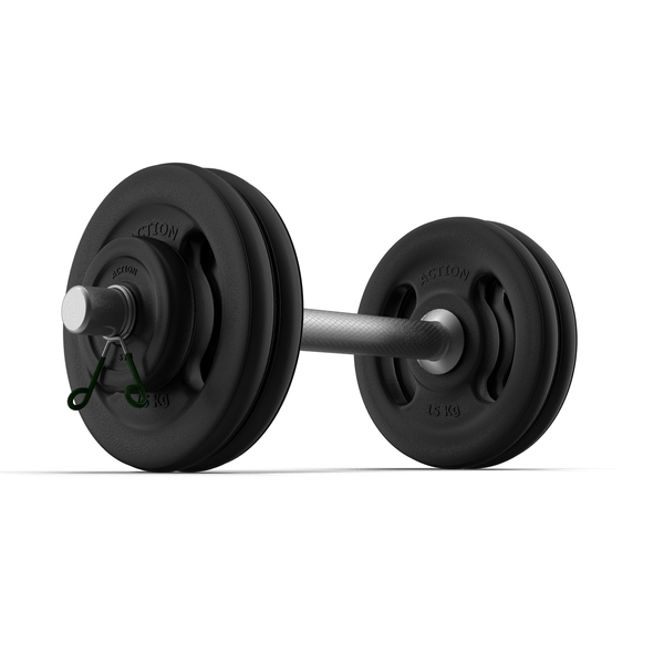GYM BarBell Object