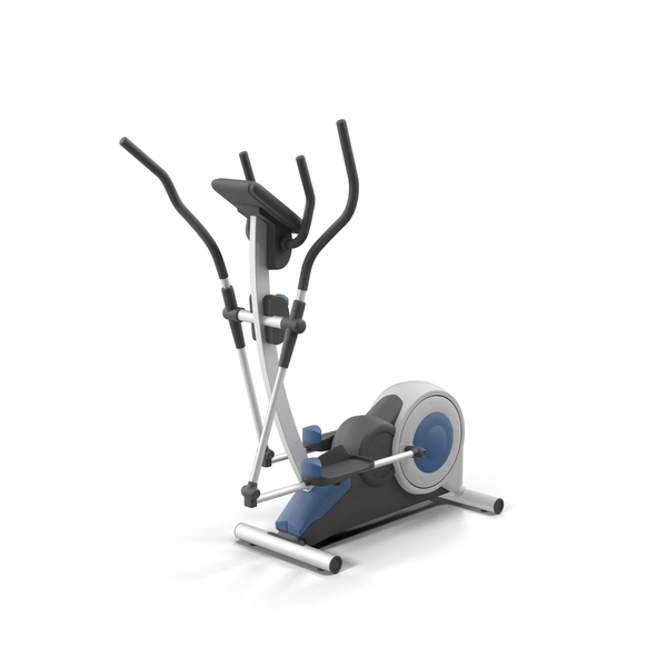 Elliptical Trainer: GYM ITrainer Rebook PNG & PSD Images