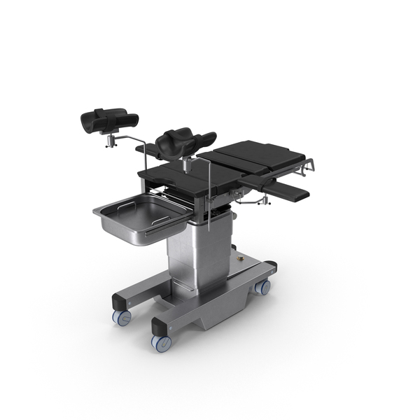 Chair: Gynecology Exam Table PNG & PSD Images