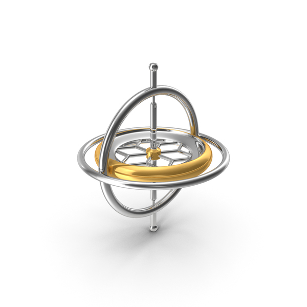 Gyroscope Toy PNG & PSD Images