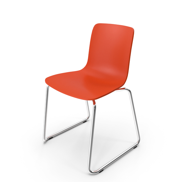 Chair: HAL Sledge Vitra PNG & PSD Images