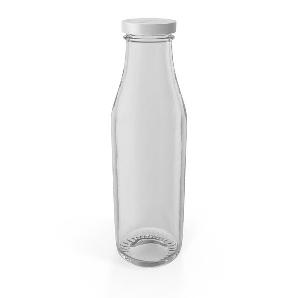 Milk: Half Gallon Bottle PNG & PSD Images