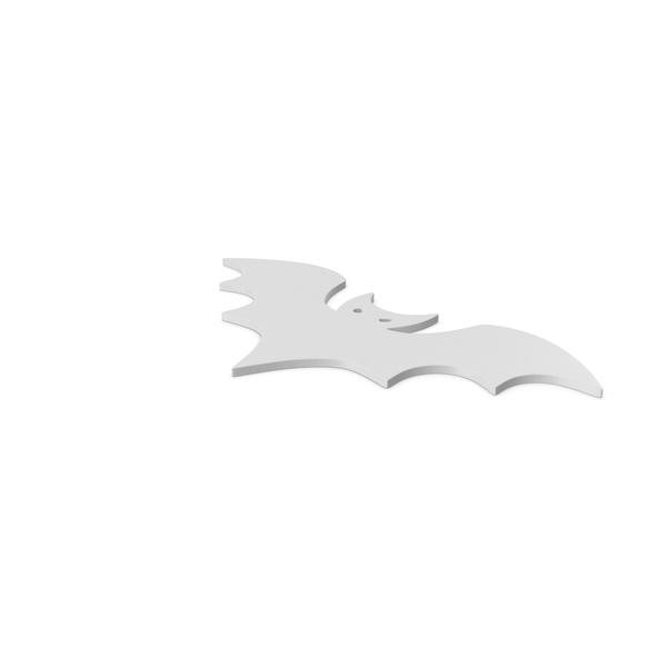 Computer Icon: Halloween Bat Symbol PNG & PSD Images