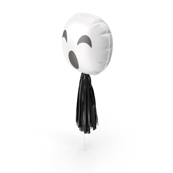 Halloween Emoji Balloon PNG & PSD Images