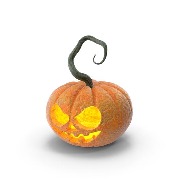 Halloween Jack O' Lantern PNG & PSD Images