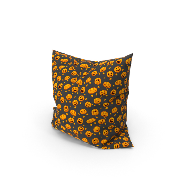 Halloween Pillow PNG & PSD Images