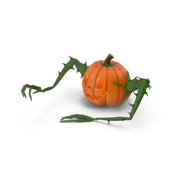 Jack O Lantern: Halloween Pumpkin PNG & PSD Images