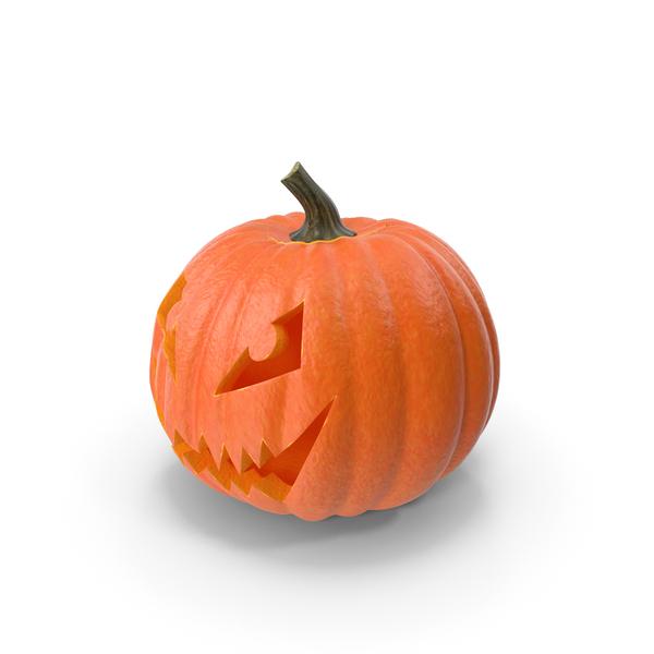 Halloween Pumpkin Smiley PNG & PSD Images