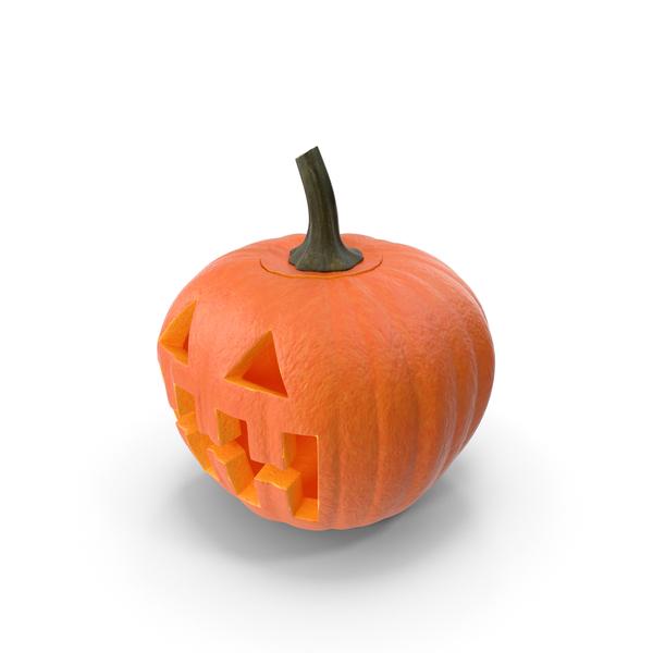 Halloween Pumpkinhead PNG & PSD Images