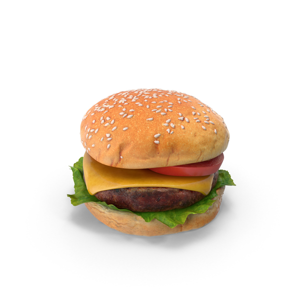 Hamburger Object