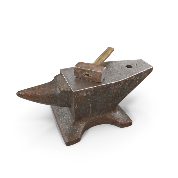 Hammer and Anvil PNG & PSD Images