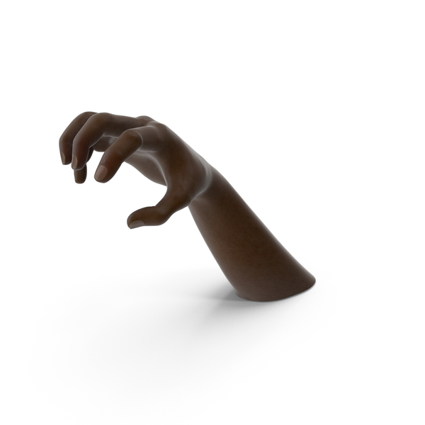 Hand Black Object Grip Pose PNG & PSD Images