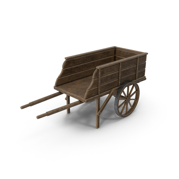 Hand Cart PNG & PSD Images