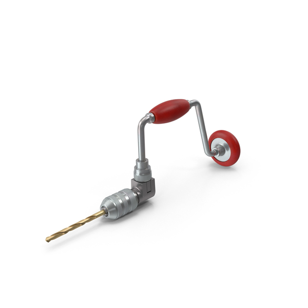 Hand Drill PNG & PSD Images