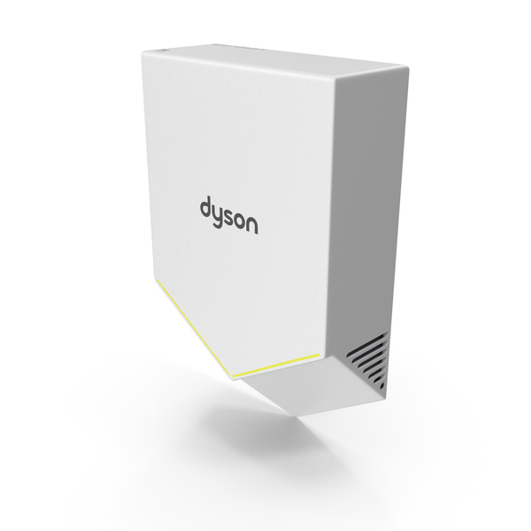 Hand Dryer Dyson Airblade Plastic PNG & PSD Images