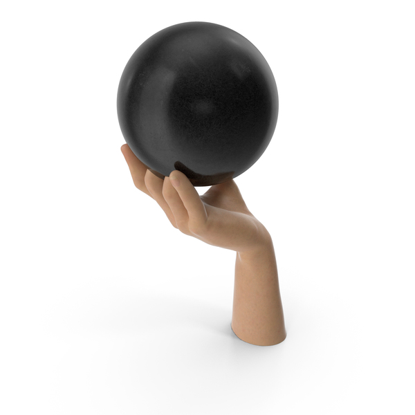Hand Holding a Bowling Ball PNG & PSD Images
