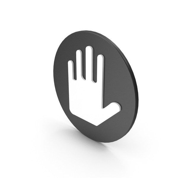 Facial Expression: Hand Icon PNG & PSD Images