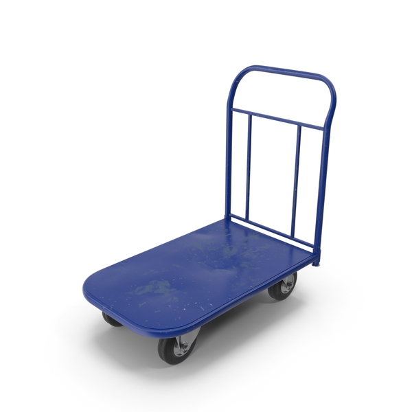 Hand Truck Dirt PNG & PSD Images