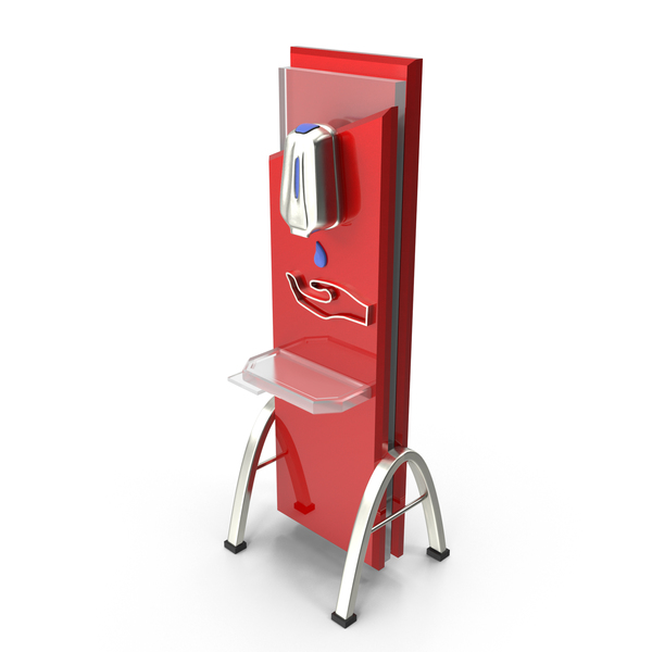 Hand Wash Stand PNG & PSD Images