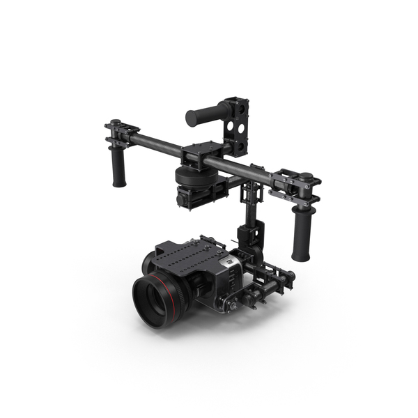 Handheld Gimbal Camera PNG & PSD Images