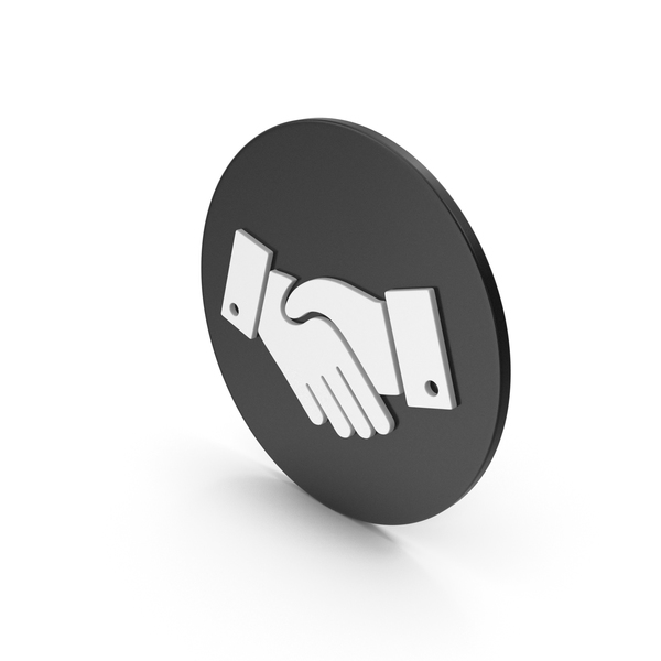 Computer: Handshake Icon PNG & PSD Images