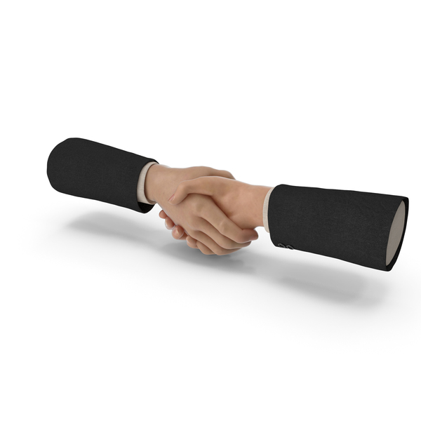 Handshake Suit PNG & PSD Images